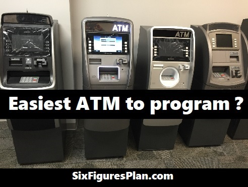 How to Program a Hyosung ATM